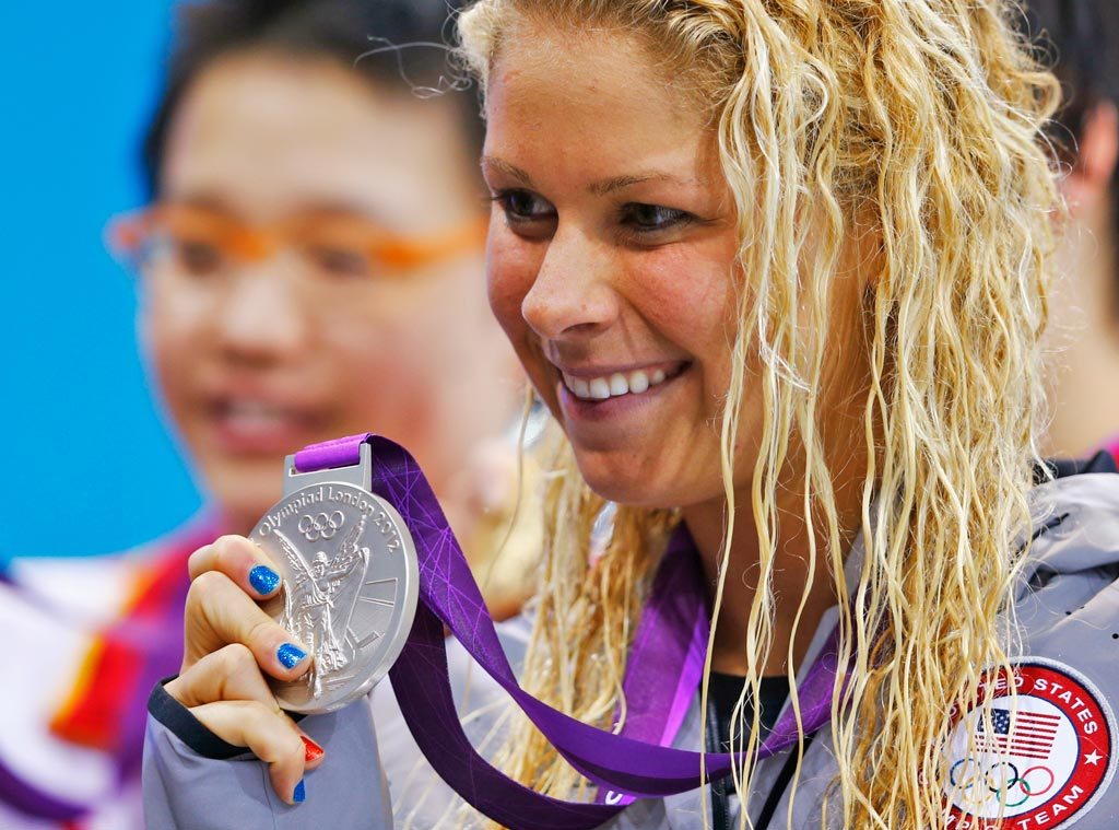 USA, Elizabeth Beisel, Swimming