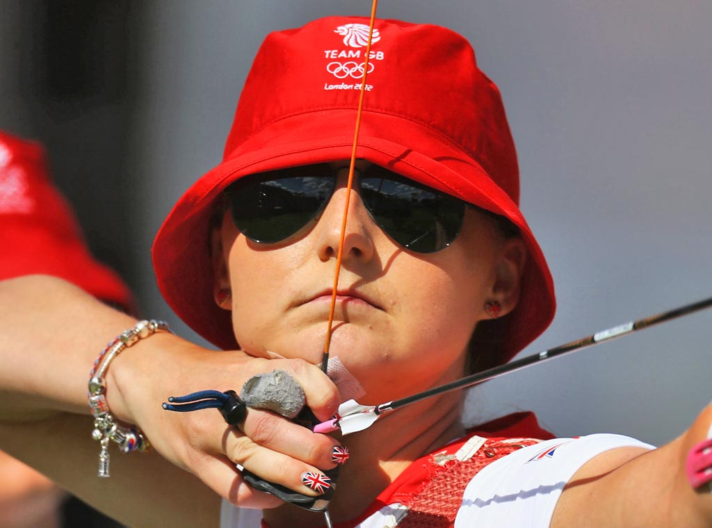 Great Britain, Amy Oliver, Archery