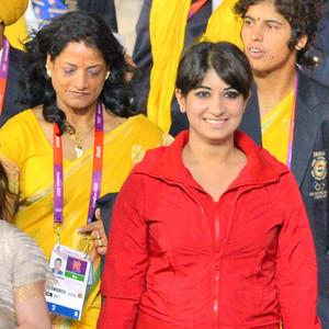 Team India, London Olympics