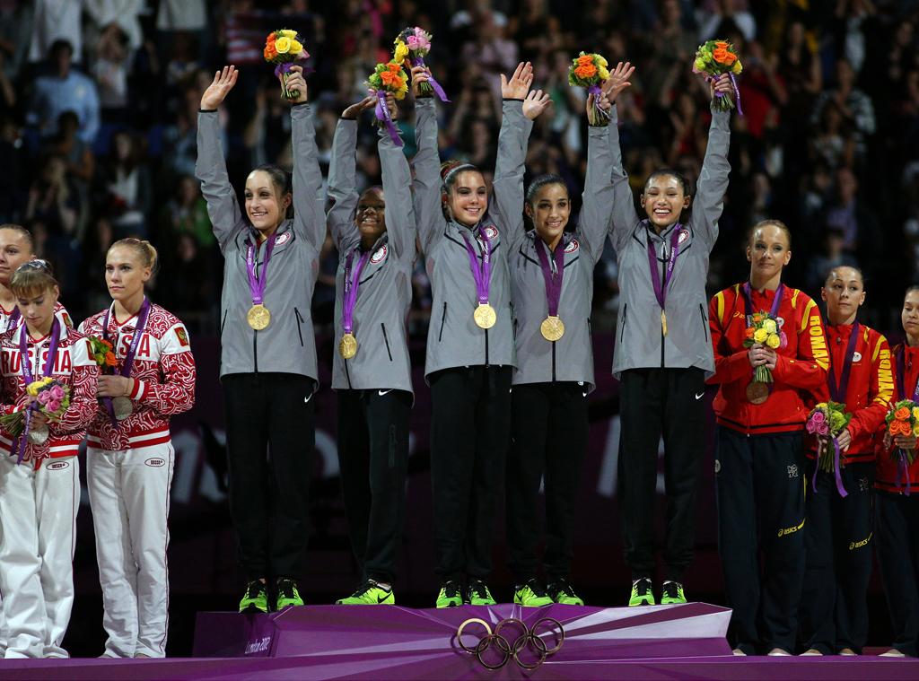 America's Girls Win Gold