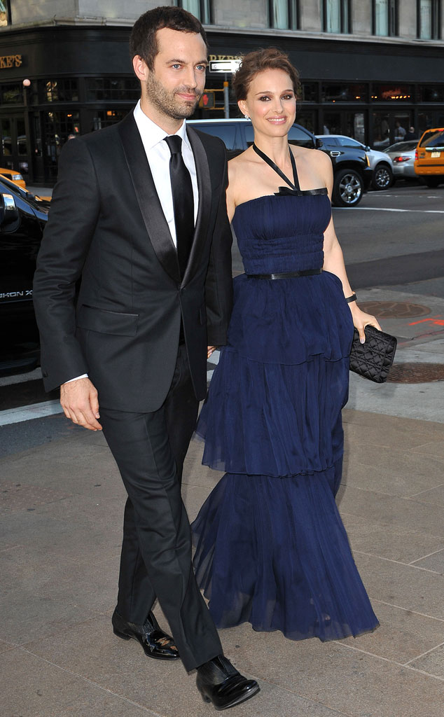 Romantic Pas De Deux from Natalie Portman & Benjamin ...