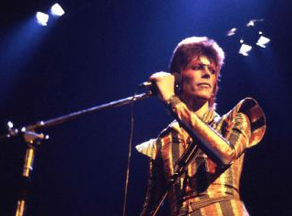 Ziggy Stardust and the Spiders from Mars, The Motion Picture, David Bowie