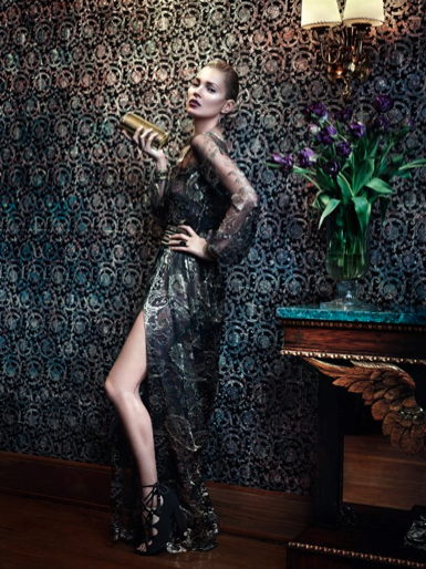 Kate Moss, Ferragamo