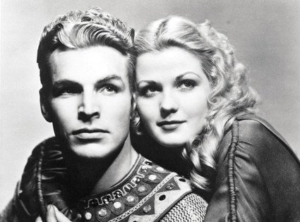 Olympics in Pop Culture, Buster Crabbe, Flash Gordon