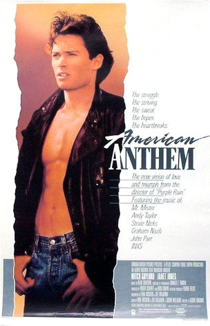 Olympics in Pop Culture, American Anthem poster