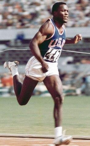 Olympics in Pop Culture, Rafer Johnson