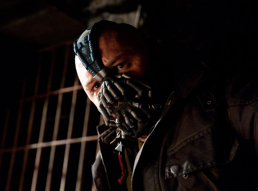 Tom Hardy, The Dark Knight Rises