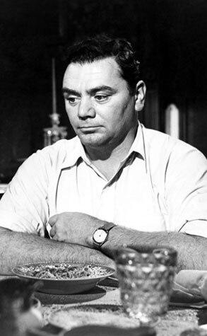 Ernest Borgnine, Marty