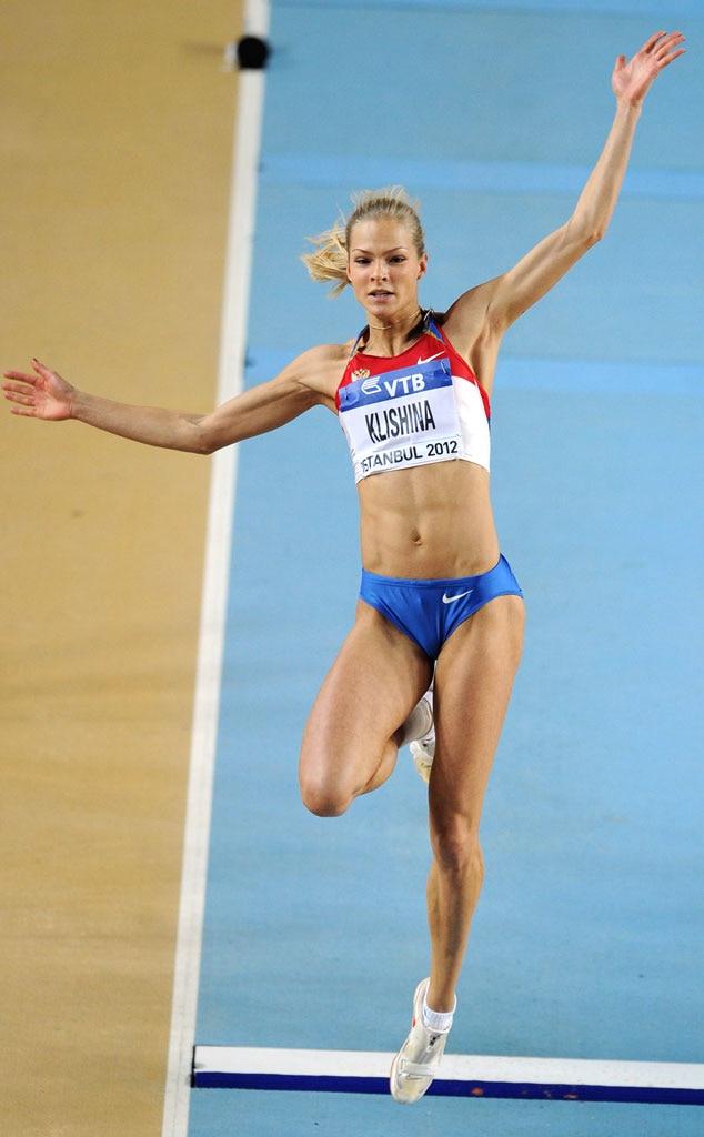 Hottest Olympian Bodies, Darya Klishina