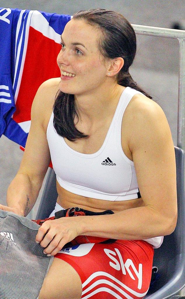 Hottest Olympian Bodies, Victoria Pendleton