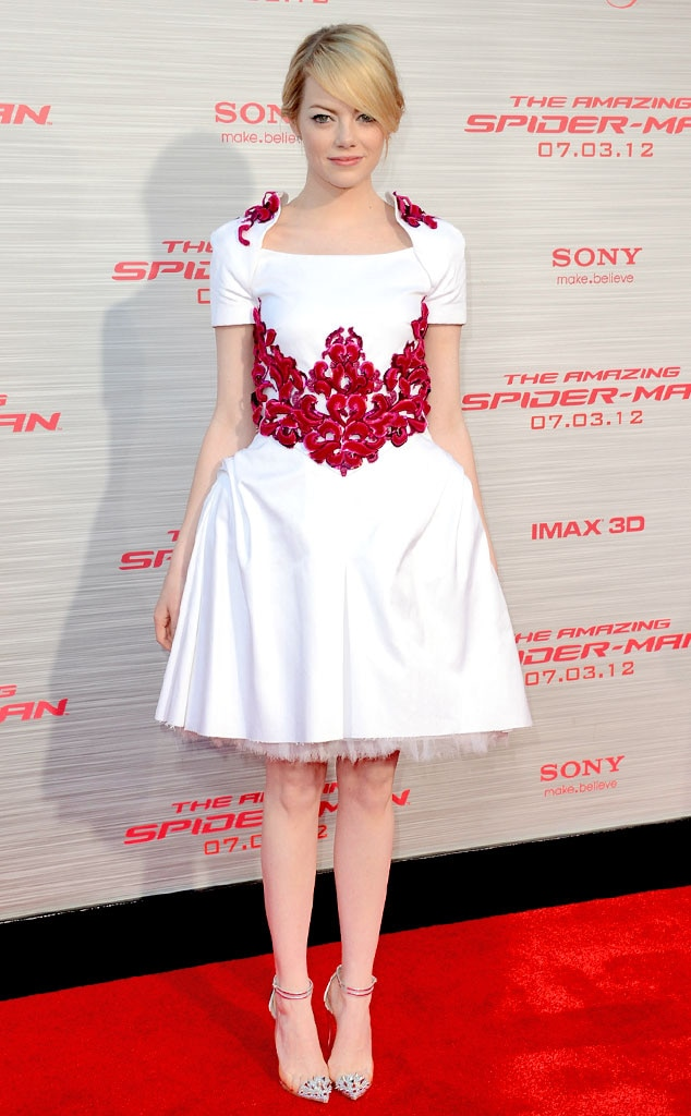 Emma Stone, Karl Lagerfeld