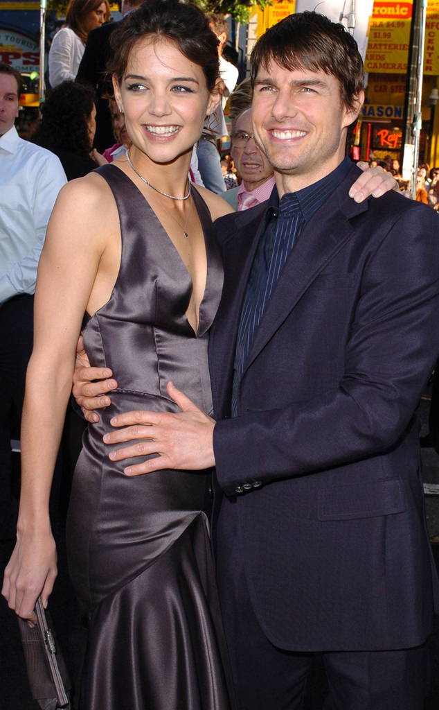 Katie Holmes says Tom Cruise marriage did not hinder ... |Tom Cruise Katie Holmes