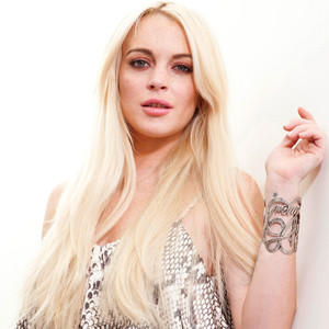 Front Door, Lindsay Lohan