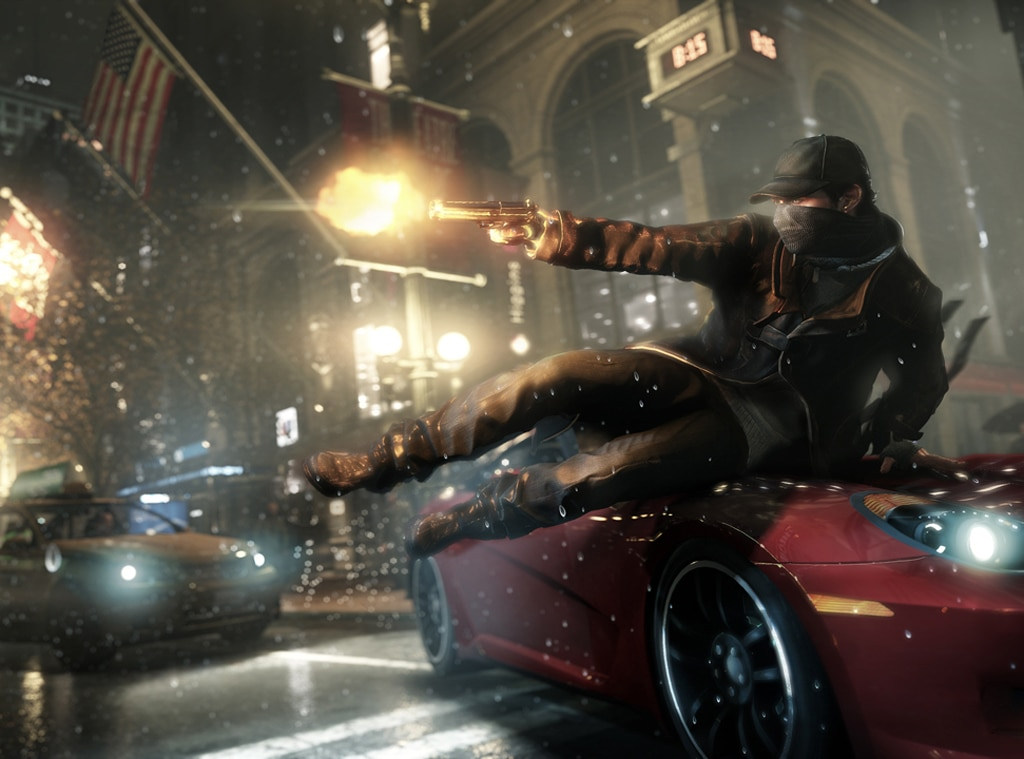 100 Best Things in Pop Culture, Watch Dogs Video Game