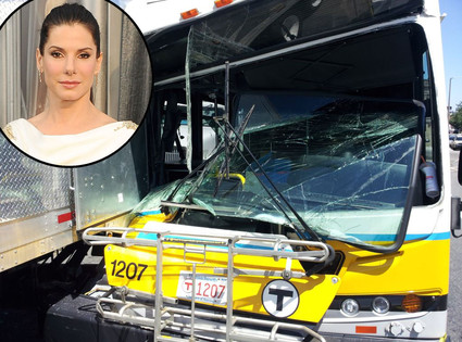 Sandra Bullock Movie Bus Crash