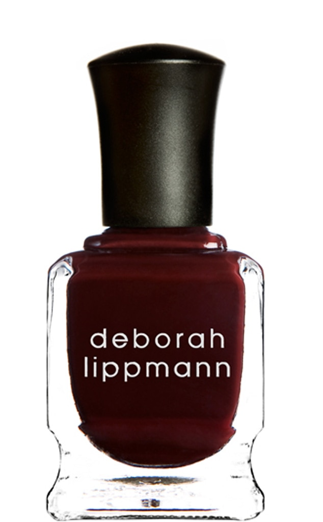 Fall Fashion Guide, Deborah Lippman Nail Polish