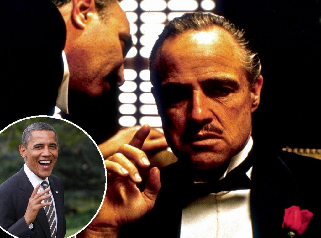 Barack Obama, Godfather