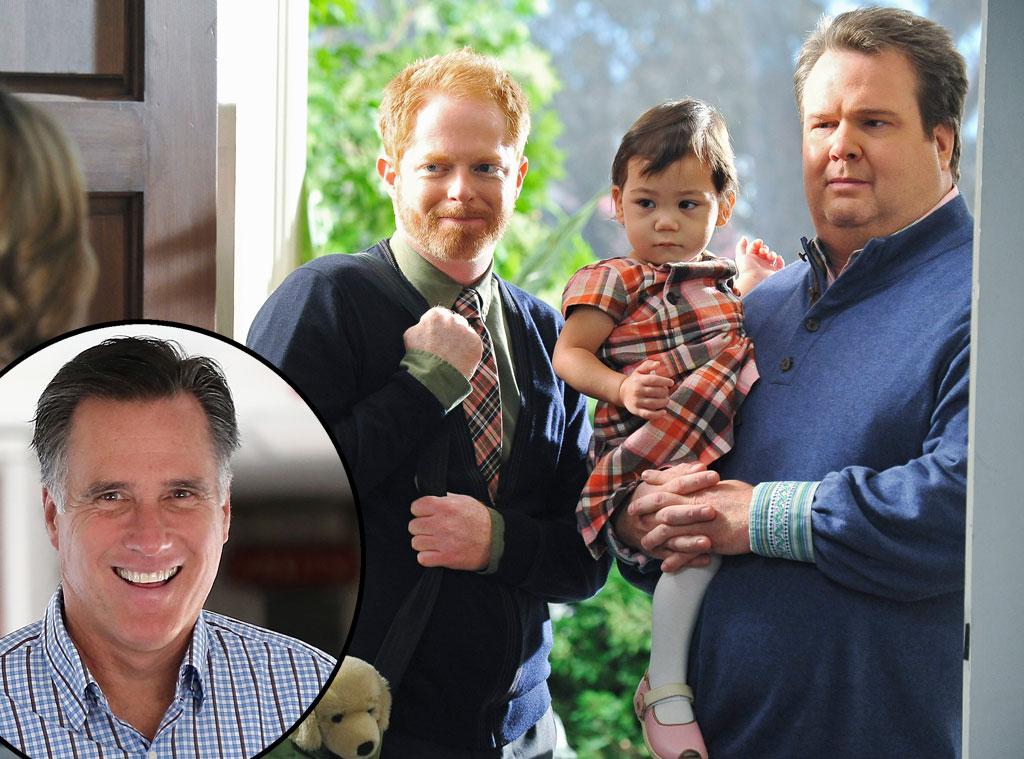 Modern Family, Mitt Romney