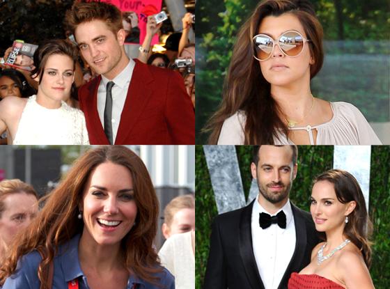 Week in Review, 8/10/12, Kristen Stewart, Robert Pattinson, Kourtney Kardashian, Kate Middleton, Natalie Portman, Benjamin