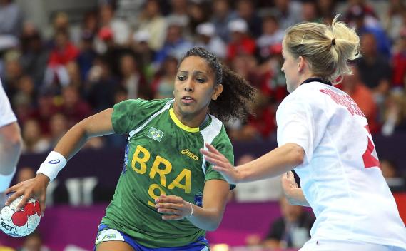 Ana Paula Rodrigues, Brasil, handebol, handball