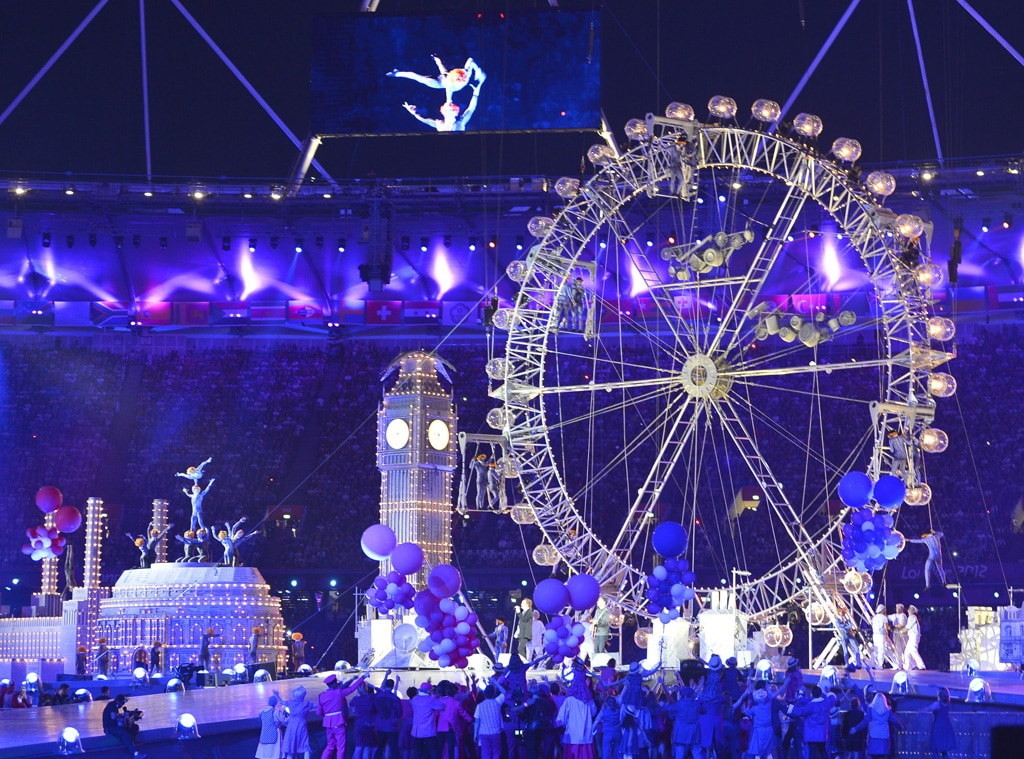 2012 London Olympic Games Closing Ceremony