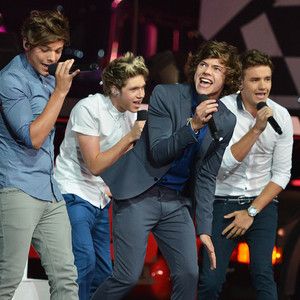 Closing Ceremony London 2012 Olympic Games, Zayn Malik, Louis Tomlinson, Niall Horan, Harry Styles, Liam Payne, One Direction