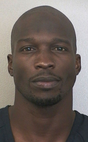 Chad Johnson Mugshot, Chad Ochocinco