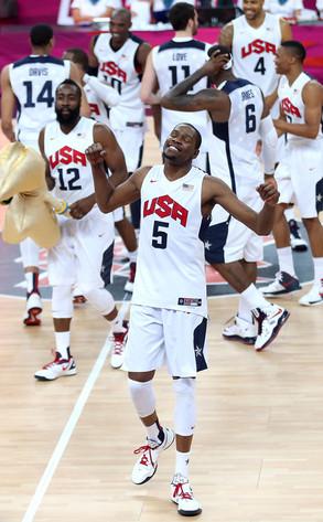 Kevin Durant, Basketball Team USA, 2012 Summer Olympics
