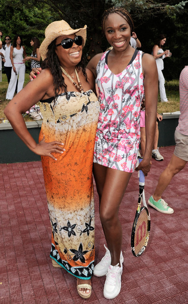 Venus Williams, Star Jones