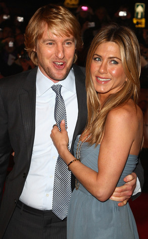 Jennifer Aniston, Owen Wilson
