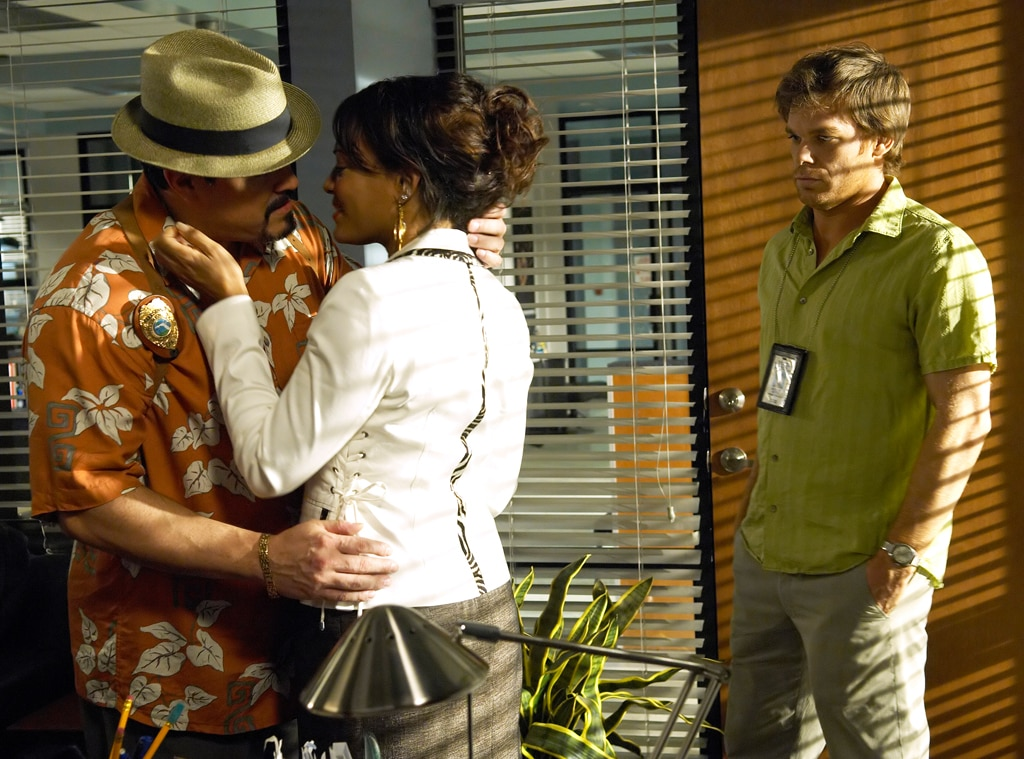 Dexter, David Zayas, Michael C. Hall, Lauren Velez