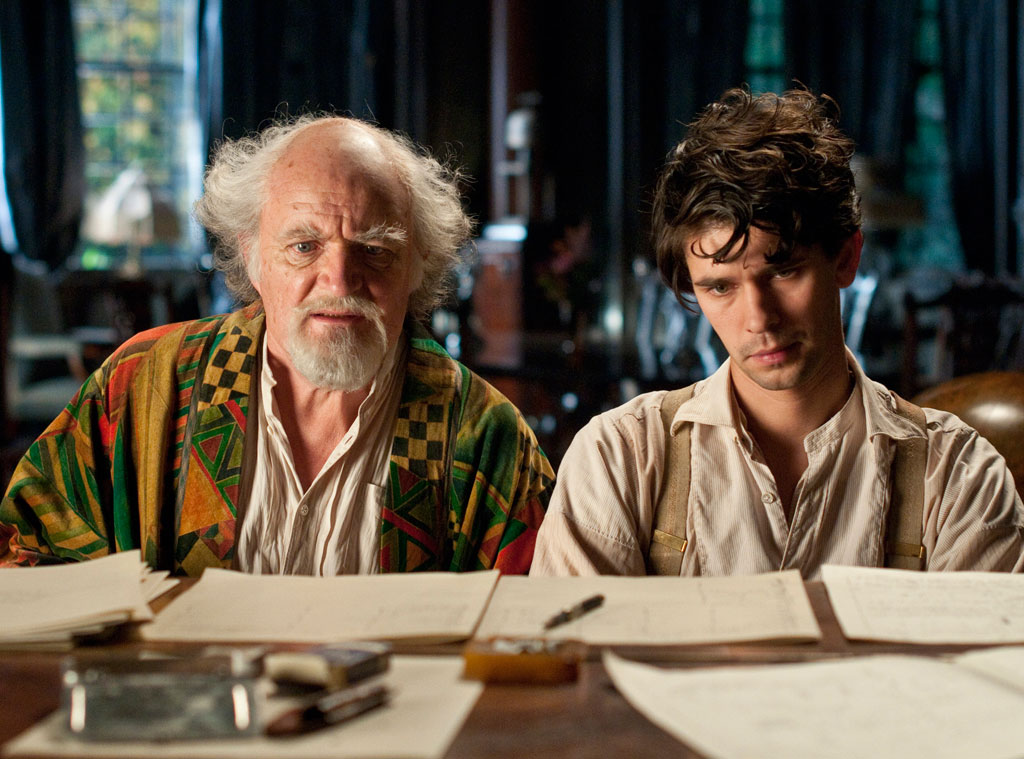 Jim Broadbent, Ben Whishaw, Cloud Atlas