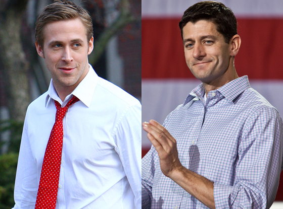 Ryan Gosling, Paul Ryan