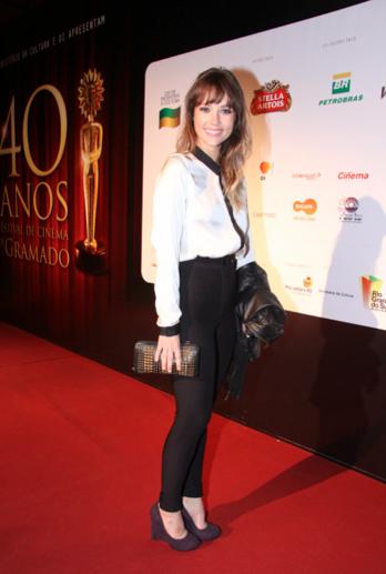 Juliana Didone, Festival de Gramado