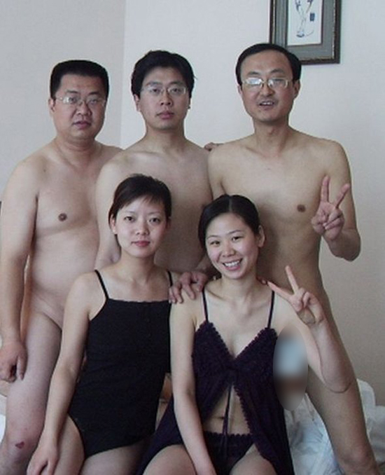 Chinese Politician Orgy, Chelsea Blog
