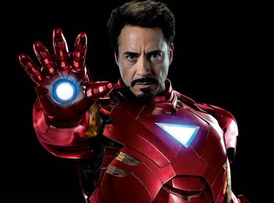 Robert Downey Jr Injures Ankle While Shooting Iron Man 3