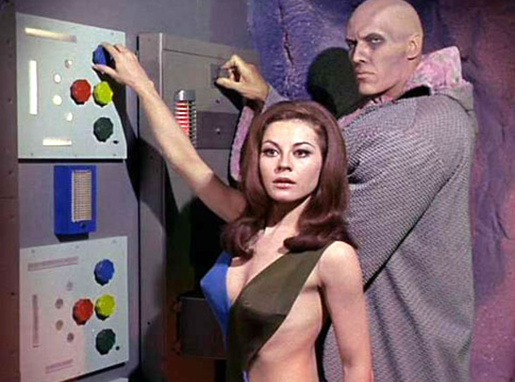 Sherry Jackson, Andrea the Android, Star Trek