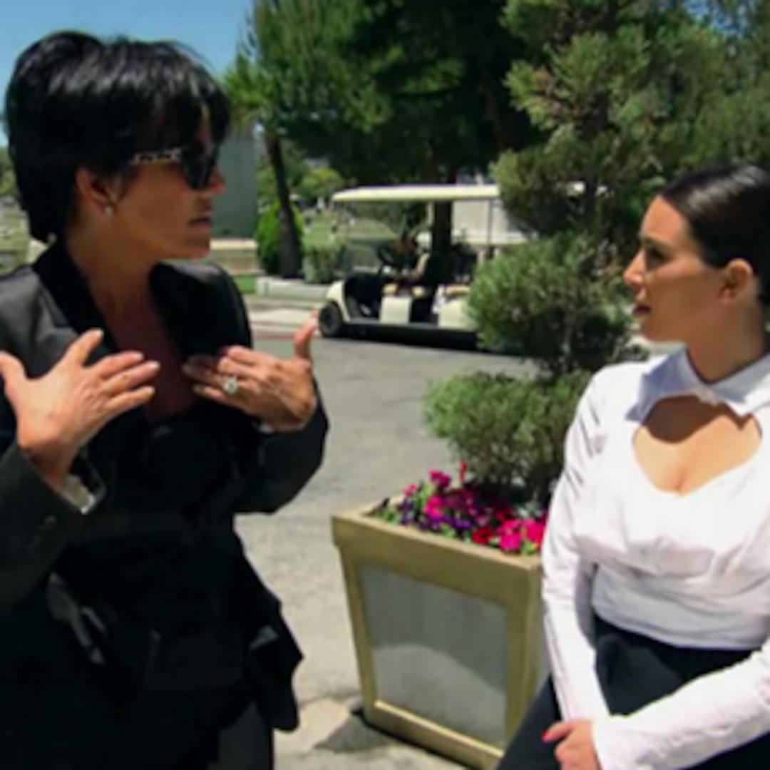 Keeping Up With The Kardashians Recap: Kourtney And