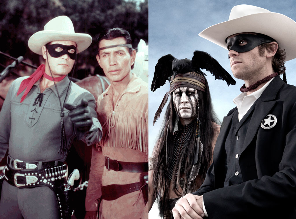 Movie Remakes, The Lone Ranger