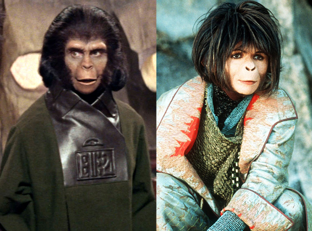 Movie Remakes, Planet of the Apes