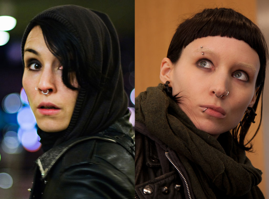 Movie Remakes, The Girl With The Dragon Tattoo