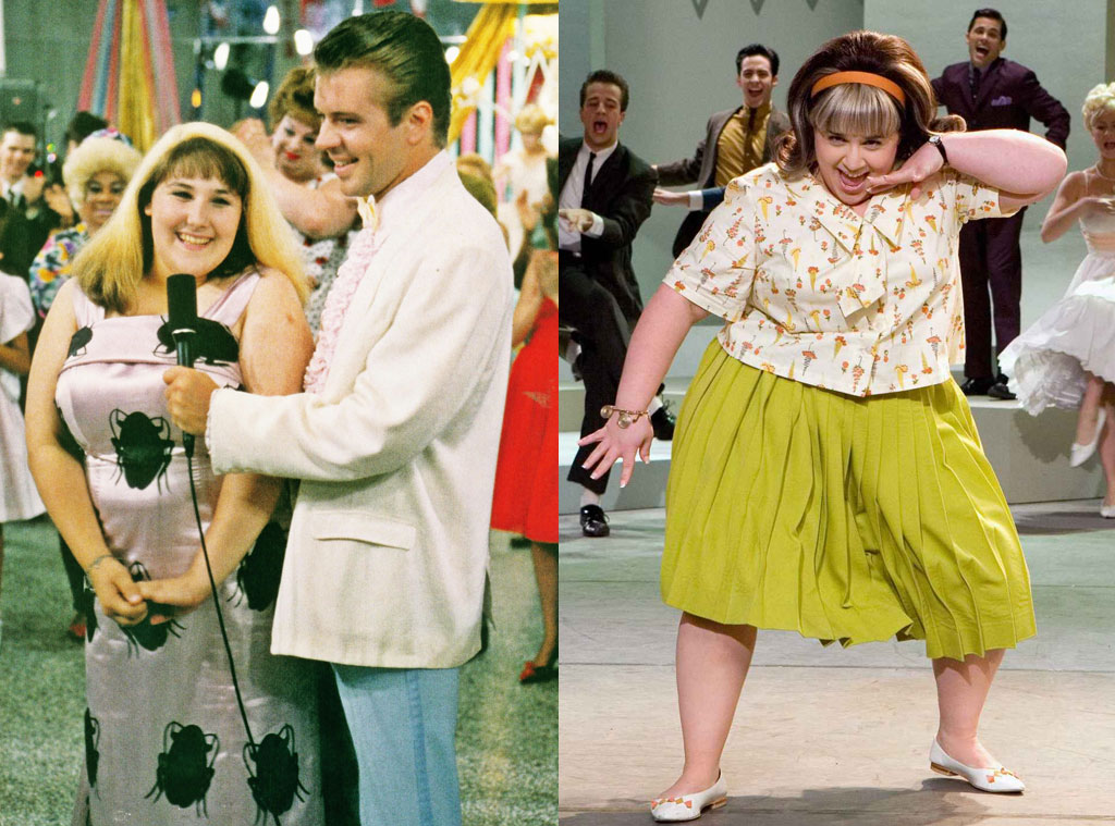 Hairspray (1988, 2007) from Movie Remakes | E! News