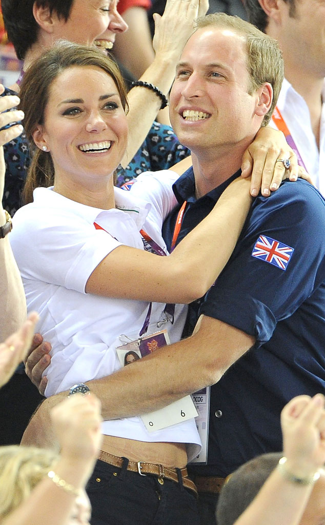 Kate Middleton, Catherine, Duchessa di Cambridge, Prince William