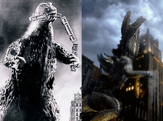 Movie Remakes, Godzilla