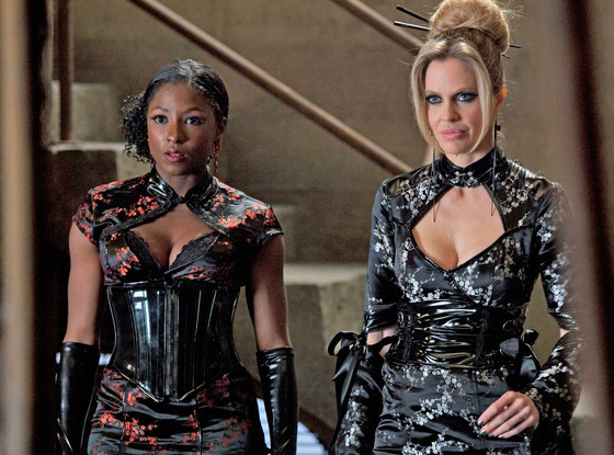 True Blood, Rutina Wesley, Kristin Bauer van Straten