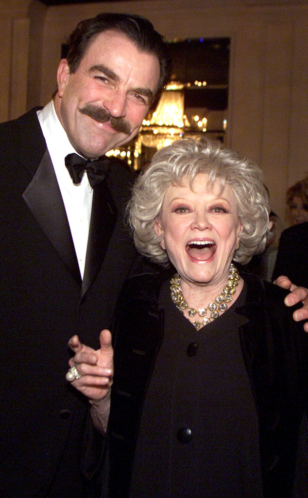 Tom Selleck, Phyllis Diller