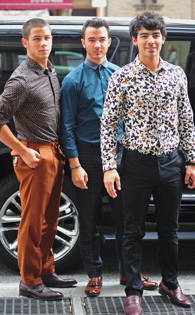 Jonas Brothers, 2012