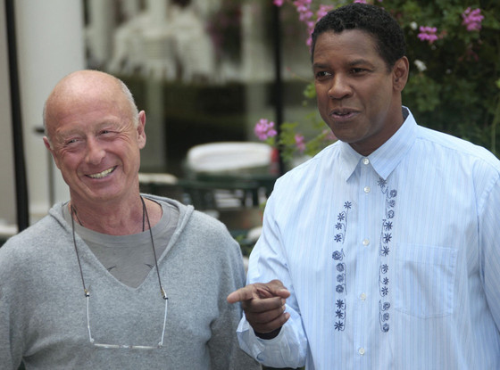 Tony Scott, Denzel Washington