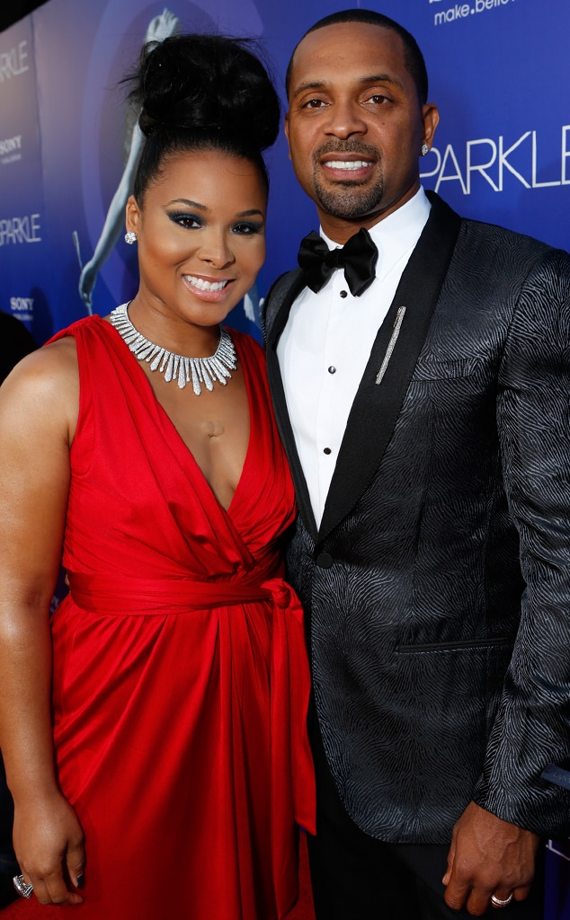 Online Carpets Uk >> Mike Epps & Michelle McCain from Movie Premieres: Red Carpets and Parties! | E! News