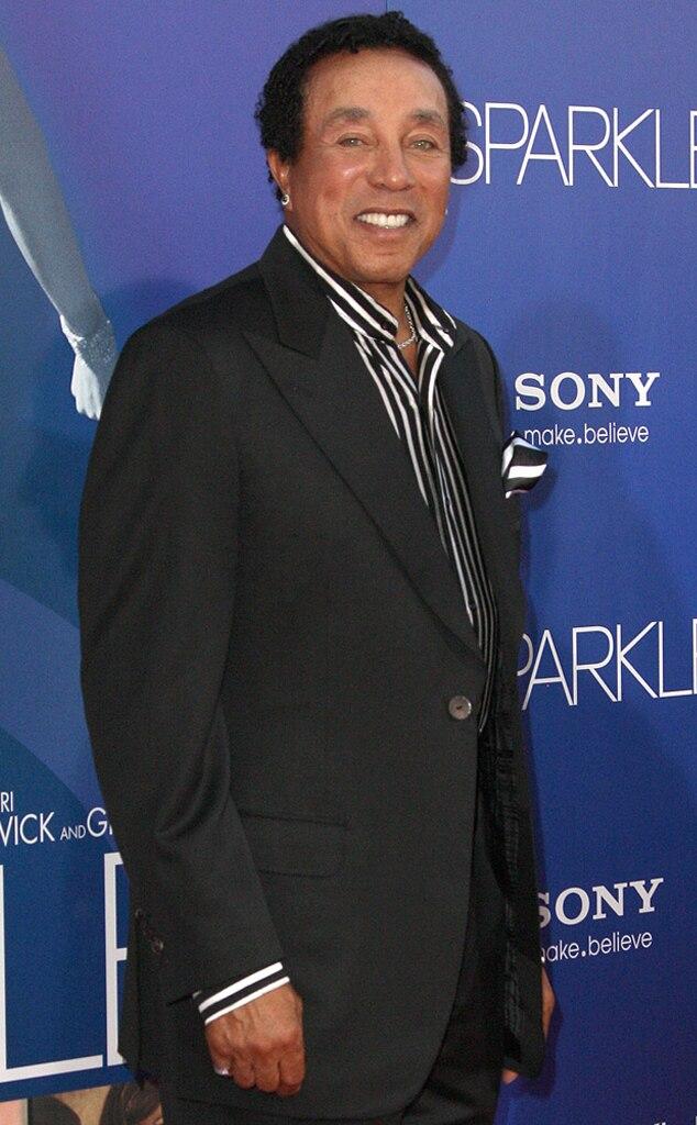Smokey Robinson, Sparkle Premiere